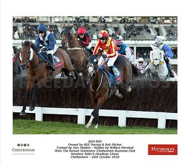 4:55 - The Ryman Stationery Cheltenham Business Club Amateur Riders' Handicap Steeple Chase