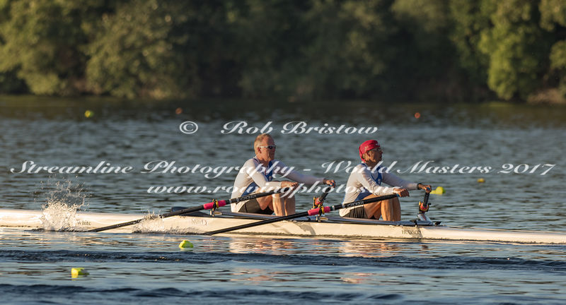 Taken during the World Masters Games - Rowing, Lake Karapiro, Cambridge, New Zealand; Wednesday April 26, 2017:   8330 -- 201...