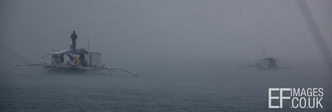 Not The Best Weather For Whaleshark Spotting!