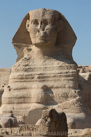 Le grand Sphinx de Giza