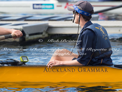 Taken during the NZSSRC - Maadi Cup 2017, Lake Karapiro, Cambridge, New Zealand; ©  Rob Bristow; Frame 2702 - Taken on: Saturday - 01/04/2017-  at 15:50.37