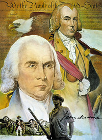 James Madison by Jezierski