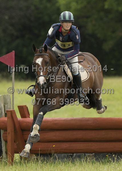 Iping Horse Trials 2014 - BE90 12.19-12.52