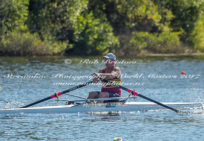 Taken during the World Masters Games - Rowing, Lake Karapiro, Cambridge, New Zealand; Tuesday April 25, 2017:   5036 -- 20170...