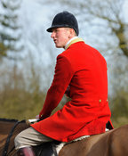 at the meet - The Cottesmore at Exton 21/2
