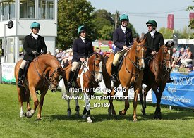 2015-06-11 Inter Hunt Relay - South of England Show - Thursday