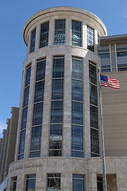 courthouse_american_flag