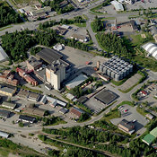 Industrial area, Vaasa