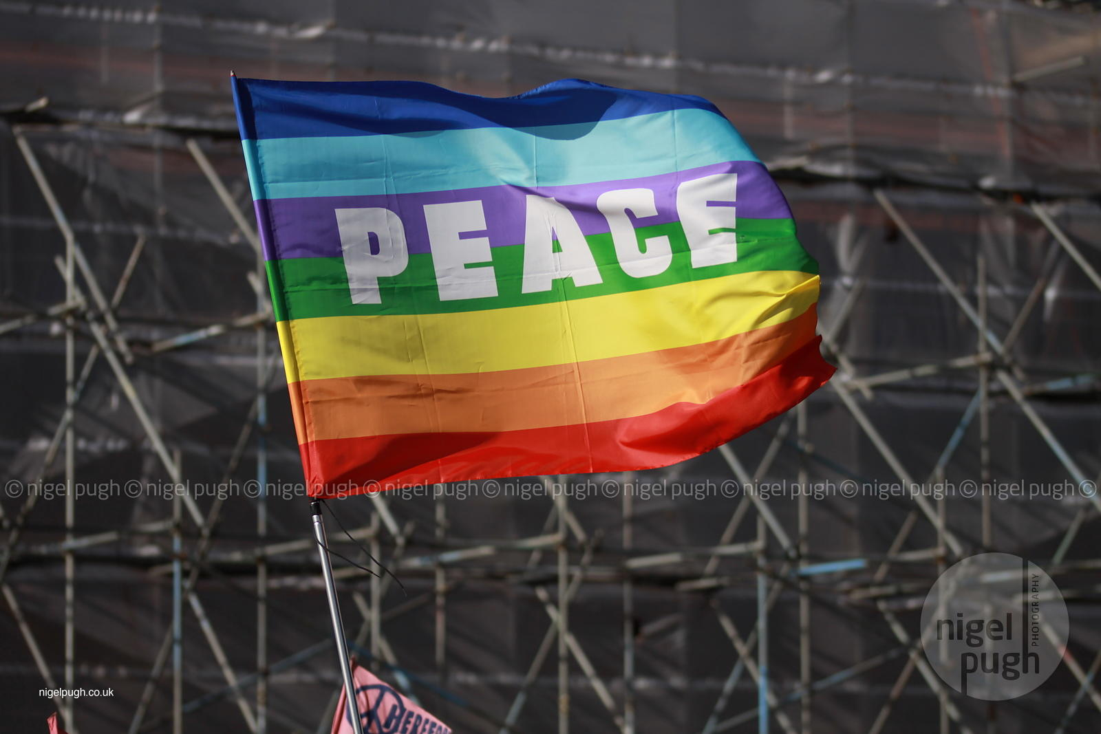 Flags, Politicians, No To Trident, Trident, nuclear, peace, CND, Protest, Demo