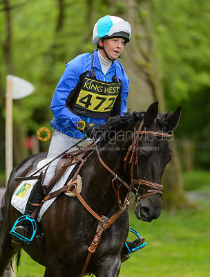 Veera Peltokangas and WATERLILY XI - Rockingham International Horse Trials 2017