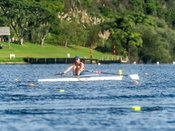 Taken during the NZSSRC - Maadi Cup 2017, Lake Karapiro, Cambridge, New Zealand; ©  Rob Bristow; Frame 2235 - Taken on: Saturday - 01/04/2017-  at 10:31.19