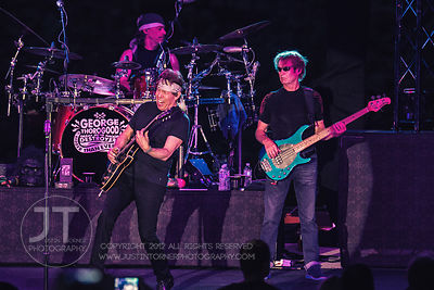 Hoopla - George Thorogood, McGrath Amphitheater, June 10, 2015