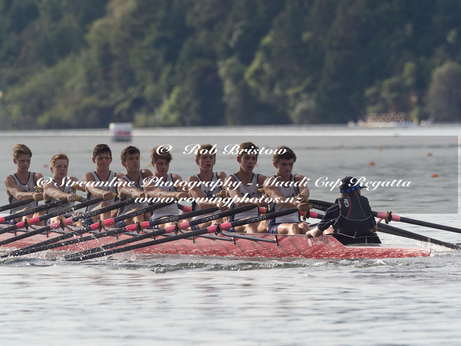 Taken during the NZSSRC - Maadi Cup 2017, Lake Karapiro, Cambridge, New Zealand; ©  Rob Bristow; Frame 2956 - Taken on: Satur...