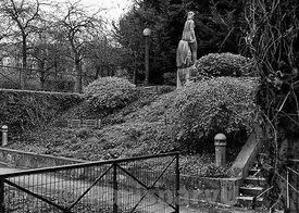 Jardin de Reuilly Paul Cernin Paris 12th