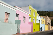 Wale Street, Bo-Kaap, Cape Town, South Africa