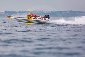 Ornsby Electrical, A-5, Fortitudo Poole Bay 100 Offshore Powerboat Race, June 2018, 20180610219