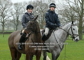 2016-01-03 KSB Teams at the CHH Inter Hunt Relay & Gate Jumping Competition