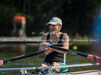 Taken during the World Masters Games - Rowing, Lake Karapiro, Cambridge, New Zealand; Tuesday April 25, 2017:   4991 -- 20170...