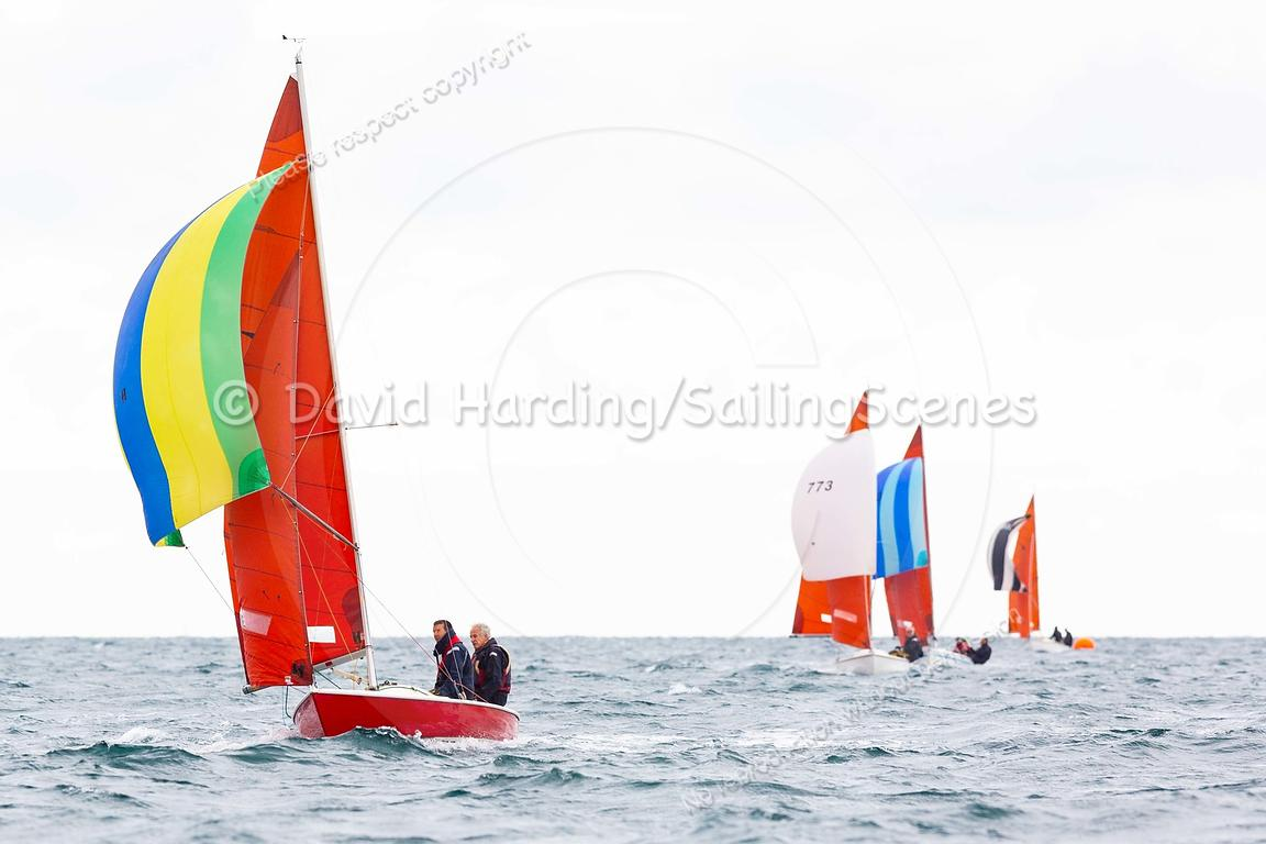 Inquisition, 608, Squib, Weymouth Regatta 2018, 20180908474.