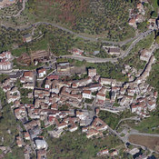 Pellezzano aerial photos