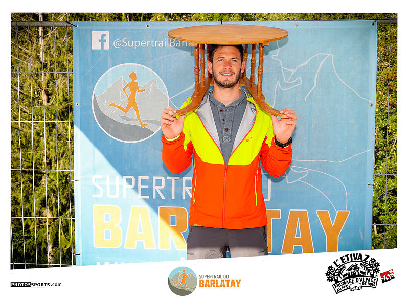 Non identifiées : Photos Finisher Offertes :  Barlatay 2018