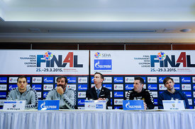 SEHA Final Four -  SEHA 3rd place match press conference