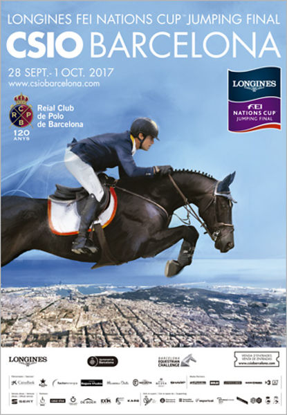 2017_CSIO5* Barcelona 106 Edition Nations Cup Final