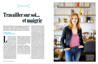 Article de presse photographies