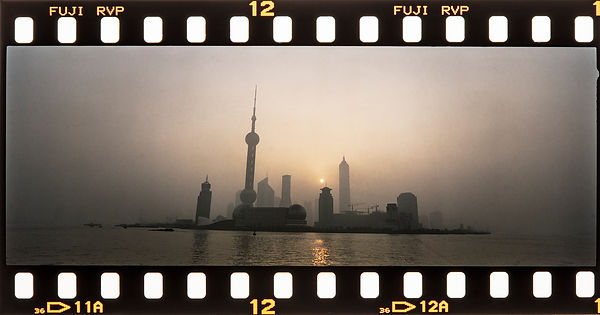 The Bund: Shanghai