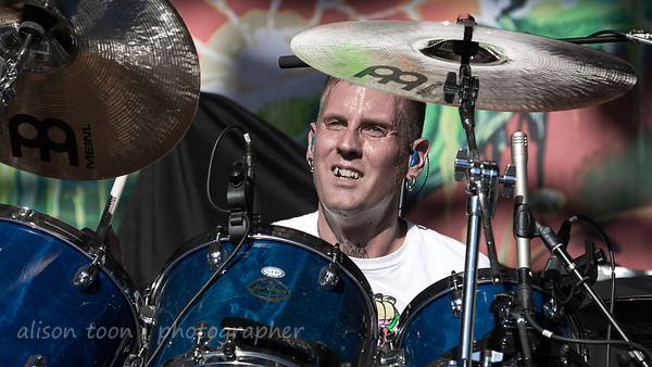 Brann Dailor, Drums, Mastodon, Sacramento, Aftershocm 2014