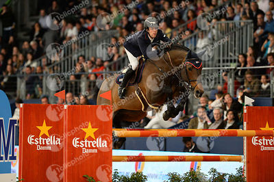 VAN DER VLEUTEN Maikel, (NED), VDL Groep Verdi TN N.O.P. during CSI5-W_1,60_Longines World Cup Grand Prix competition at Madr...