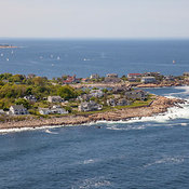 Gully Point In Rockport, Massachusetts