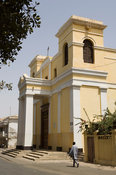 Neoclassical Cathedral, from 1828, Saint-Louis, Senegal