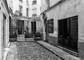 Rue de la Boetie Paris 8th