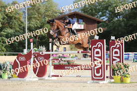 WERNDL Katharina (GER) and QUDO S during LAKE ARENA - The Summer Circuit II, CSI2*, GOOD BYE COMP, 140 cm, 2017 August 27 - W...