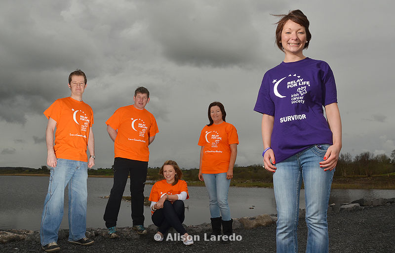 Relay for Life, Irish Cancer Society. ©Alison Laredo