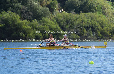 Taken during the World Masters Games - Rowing, Lake Karapiro, Cambridge, New Zealand; ©  Rob Bristow; Frame 389 - Taken on: T...