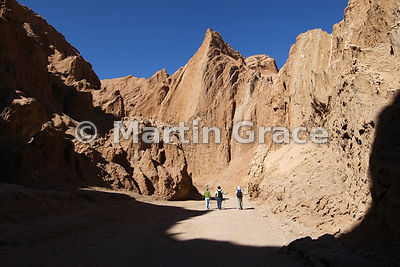 Quebrada de Ckari (Valley of the Moon), Atacama, Region ll Antofagasta, Chile