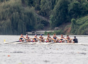 Taken during the NZSSRC - Maadi Cup 2017, Lake Karapiro, Cambridge, New Zealand; ©  Rob Bristow; Frame 3268 - Taken on: Saturday - 01/04/2017-  at 17:49.58