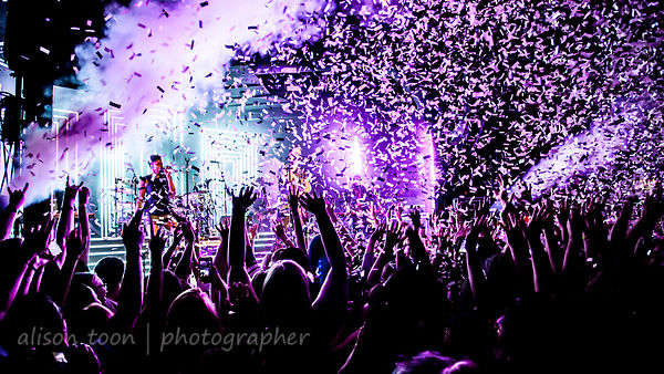 Confetti, Fitz & The Tantrums