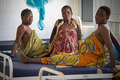 Maternal Health in Tanzania  pictures