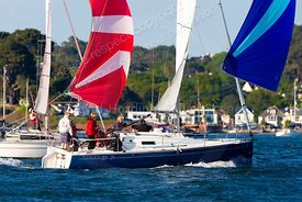 Arlanamor, GBR8477T, Beneteau First 27.7, Parkstone Monday Night Cruiser Series, 20180514037