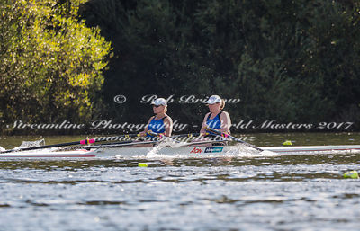 Taken during the World Masters Games - Rowing, Lake Karapiro, Cambridge, New Zealand; Tuesday April 25, 2017:   5247 -- 20170...