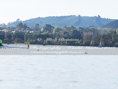 Taken during the World Masters Games - Rowing, Lake Karapiro, Cambridge, New Zealand; ©  Rob Bristow; Frame 531 - Taken on: T...
