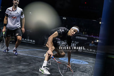 Hong Kong Squash Open 2018 photos