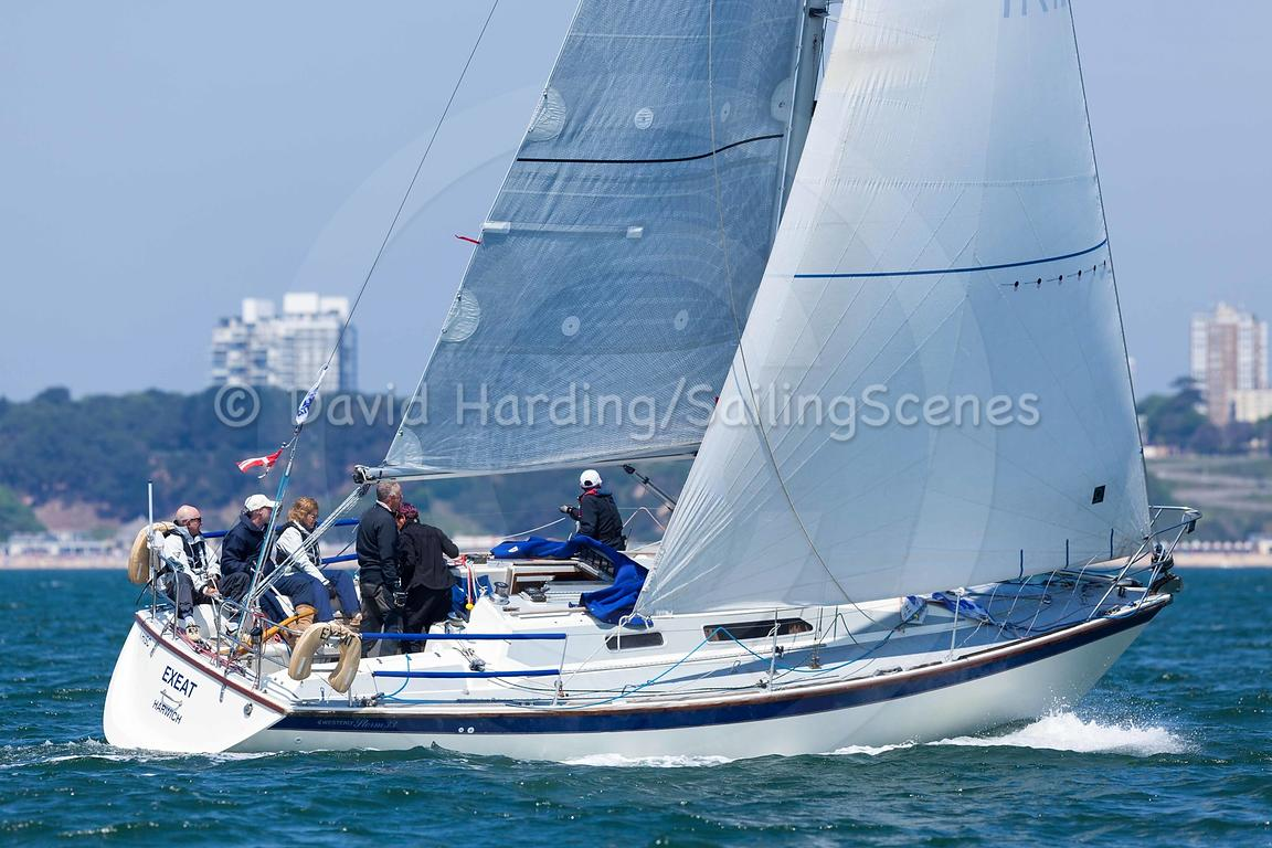 Exeat, GBR2191T, Westerly Storm 33, 20160529718