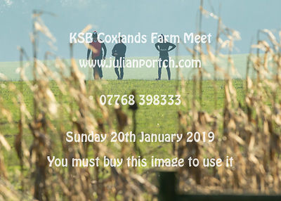 2019-01-20 KSB Coxlands Farm Meet