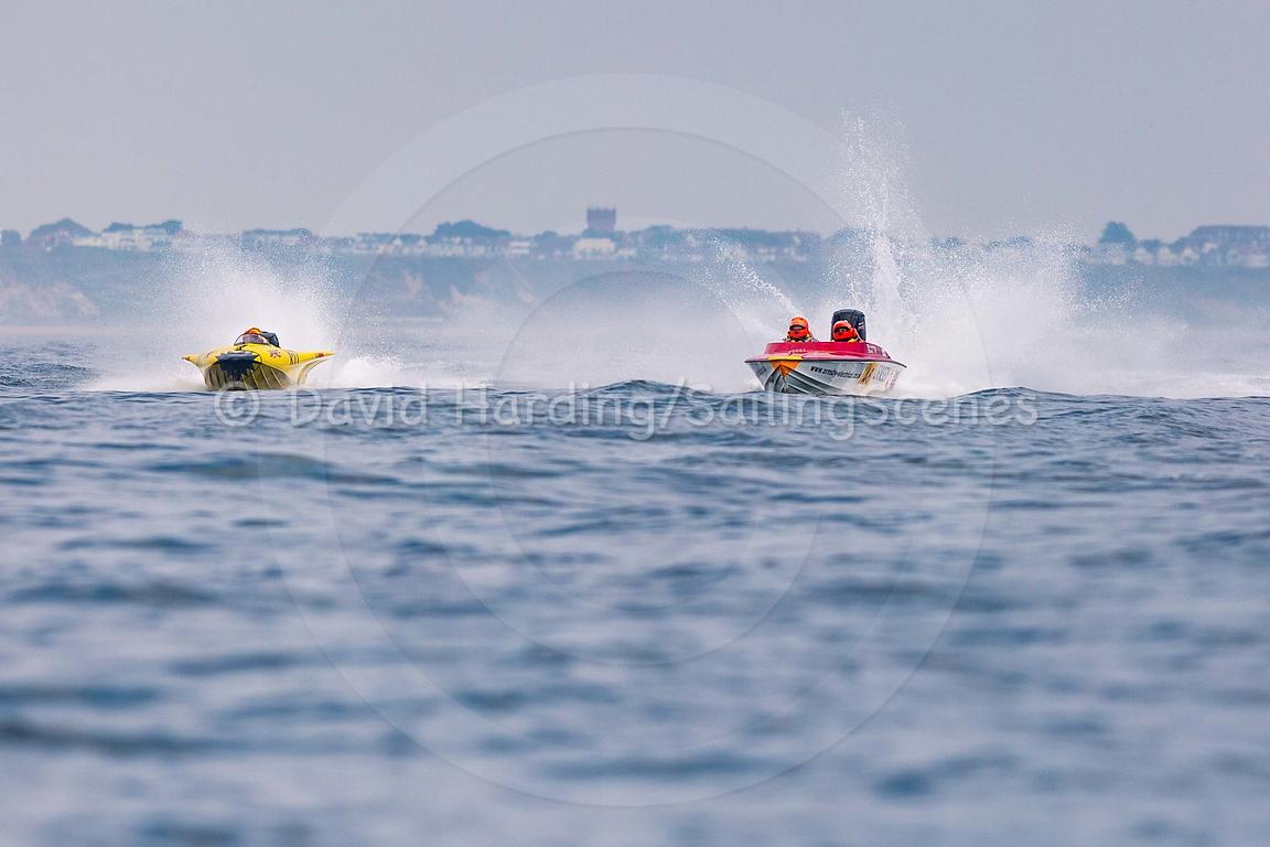 Ornsby Electrical, A-5, Fortitudo Poole Bay 100 Offshore Powerboat Race, June 2018, 20180610213