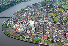 City Walls Londonderry - Derry