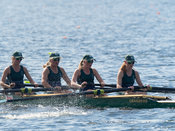 Taken during the NZSSRC - Maadi Cup 2017, Lake Karapiro, Cambridge, New Zealand; ©  Rob Bristow; Frame 2624 - Taken on: Saturday - 01/04/2017-  at 15:29.44